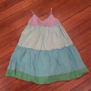 Gap Kids Girl's Tiered Dress Size 10